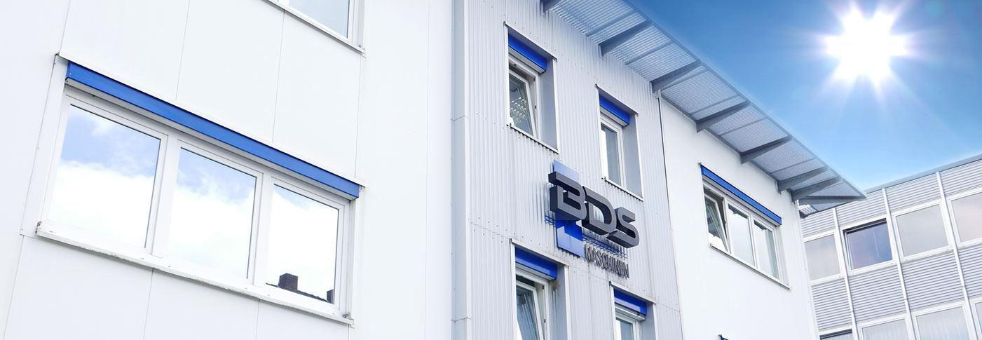 BDS Maschinen Romania