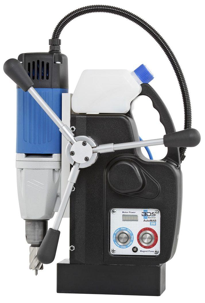 Masina de gaurit cu talpa electromagnetica BDS AutoMAB 350
